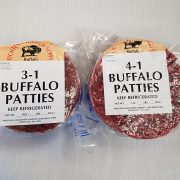 Eichten's buffalo patties